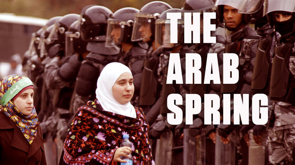 The West and Islam: An Ongoing Arab Spring