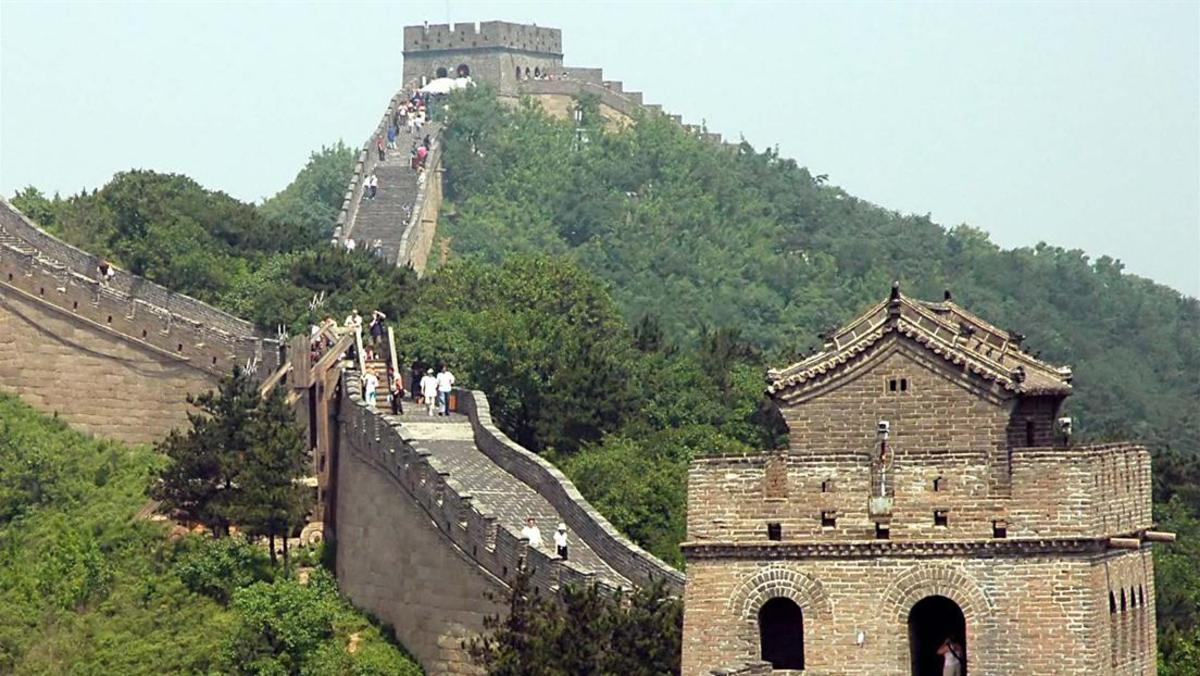 What Does Great Wall Of China Tattoo Symbolize: The Great Wall Of China