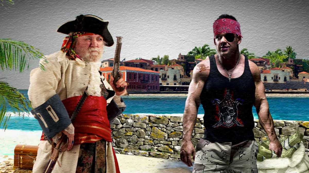 Bet You Didn't Know: Pirates