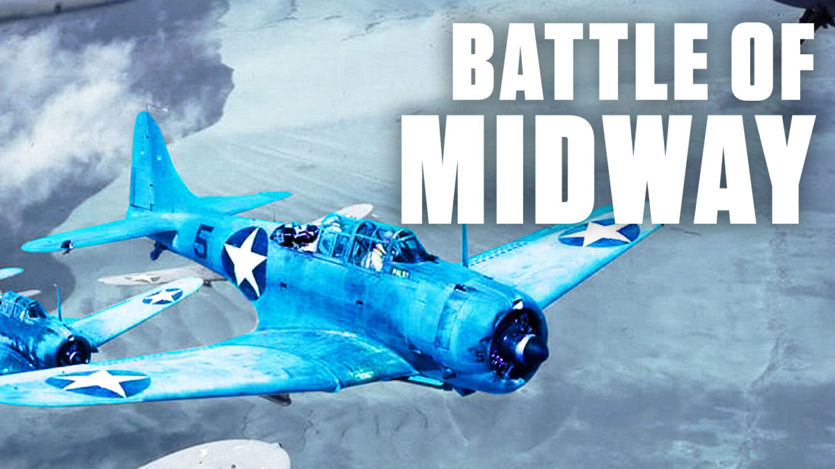 Battle of Midway Tactical Overview - World War II