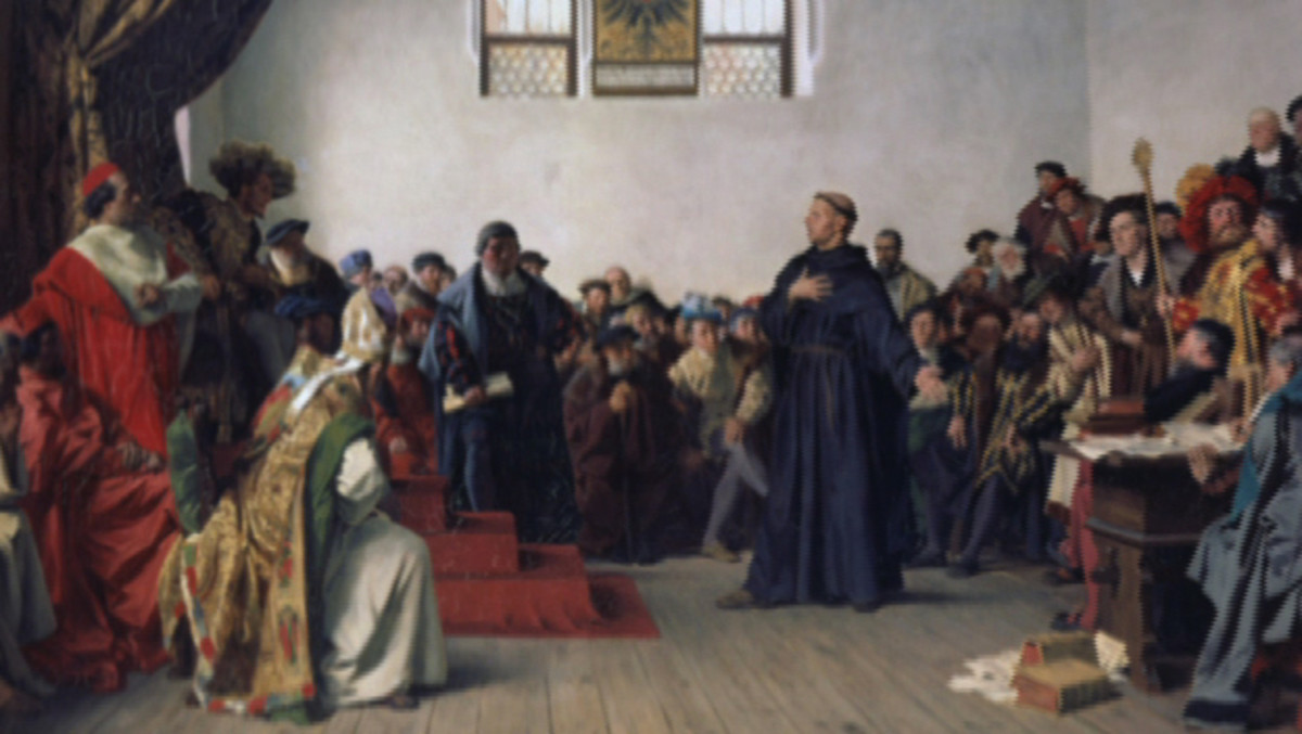 martin luther and the 95 theses - history