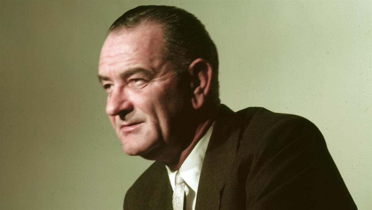 How a Luckily Timed Bathroom Break Saved LBJ's Life During WWII