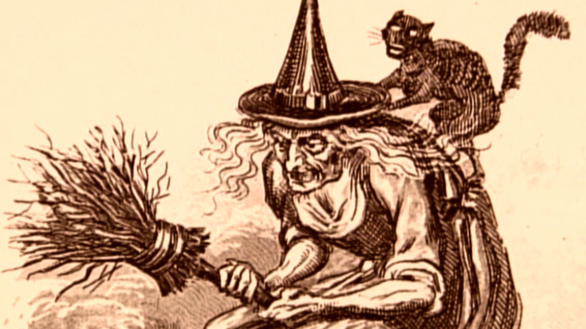 History of Witches