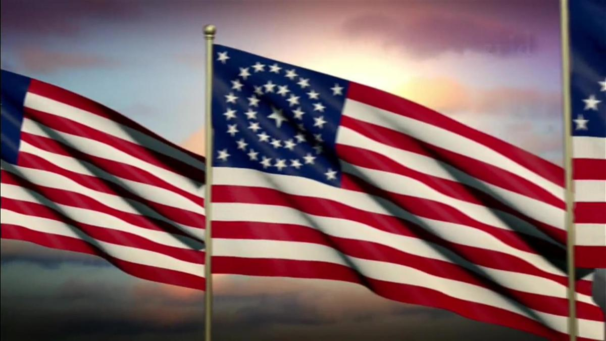 d855887ecb5d The Mysterious Origins of the American Flag - HISTORY