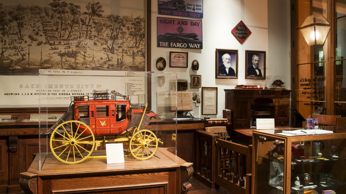 This Day In History: 03/18/1852 - Wells and Fargo Founded