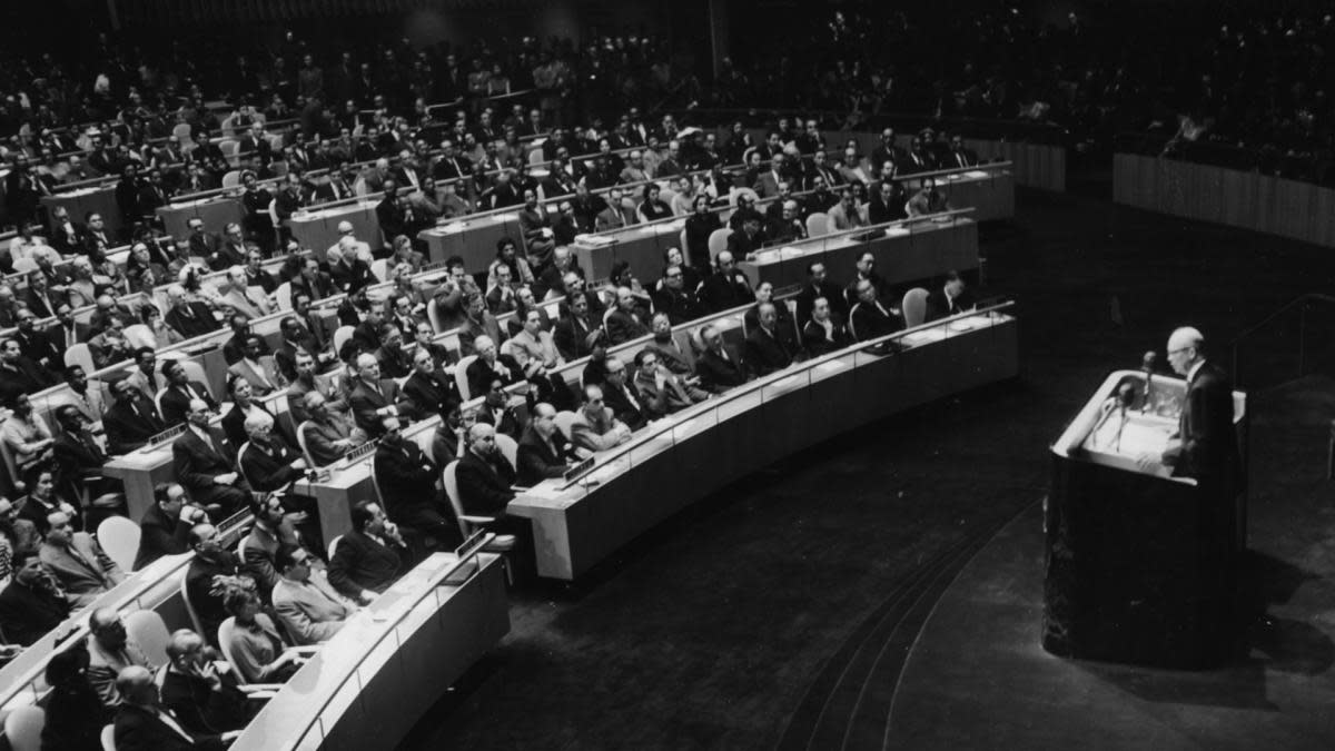 10 Modern Presidential Speeches Every American Should Know - HISTORY