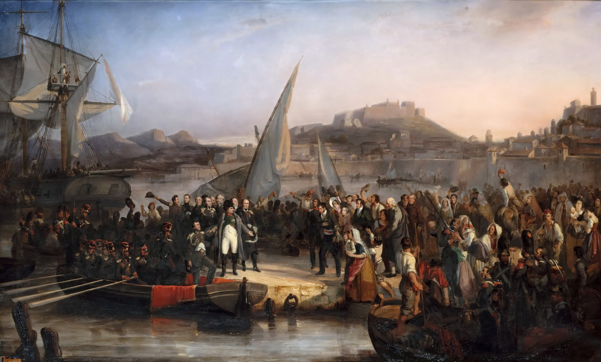 How Napoleon Plotted One of History's Greatest Prison Breaks