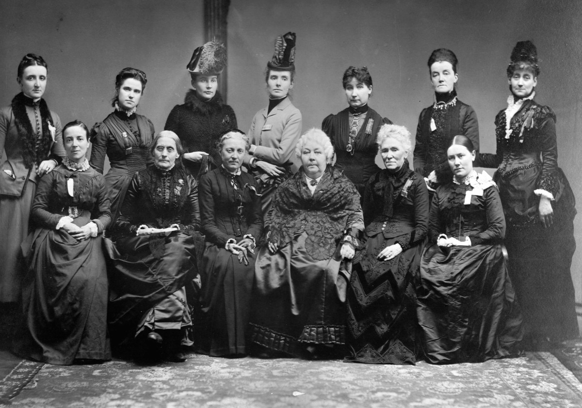 Early Women's Rights Activists Wanted Much More than ...