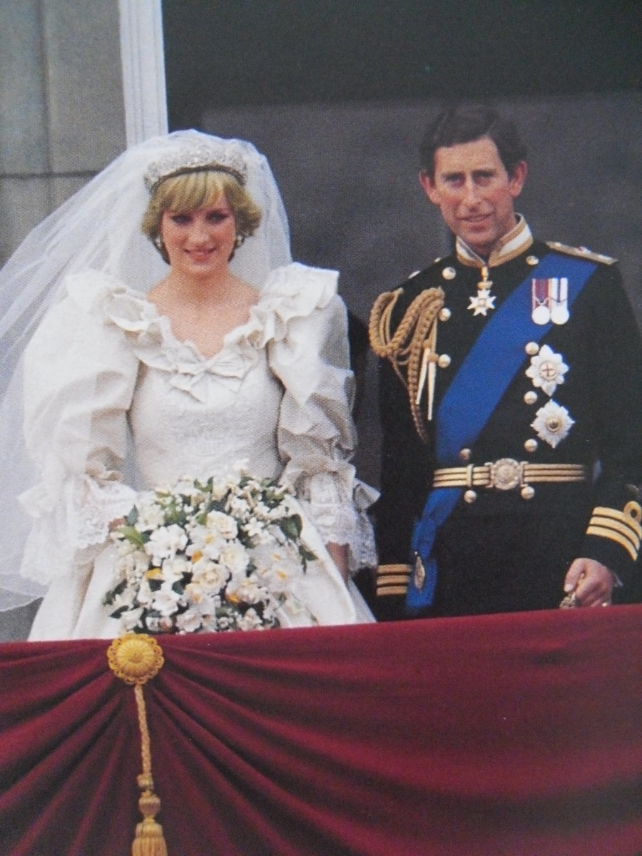 Charles History How And Wedding Diana's Conventional Was XTPuZOik