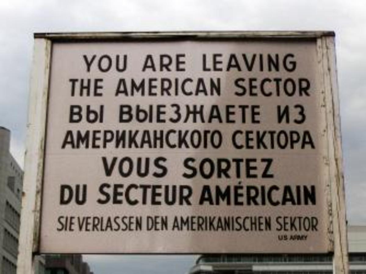 8 Things You Should Know About Checkpoint Charlie - HISTORY
