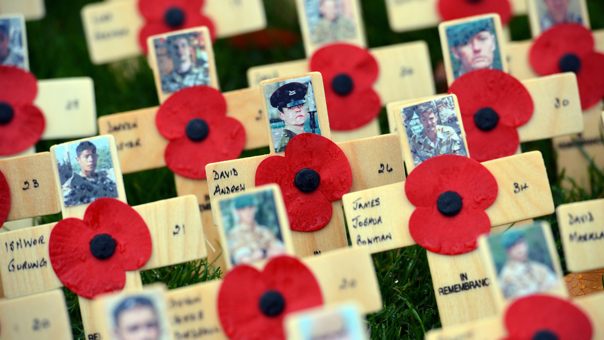 How the poppy became a wwi remembrance symbol history mightylinksfo