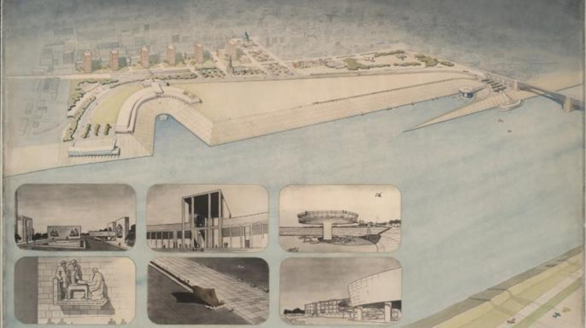 The Monumental Designs Rejected for the Gateway Arch - HISTORY