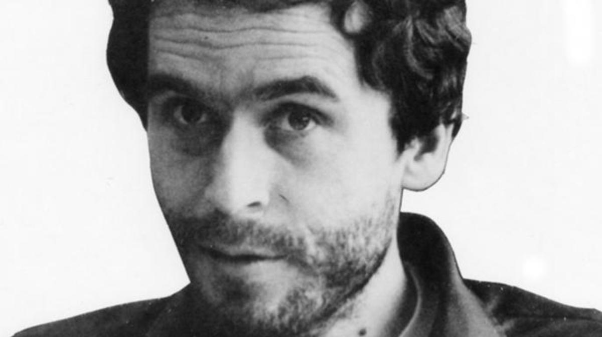 FBI wanted poster for Ted Bundy. (Credit: Universal History Archive/Getty Images)