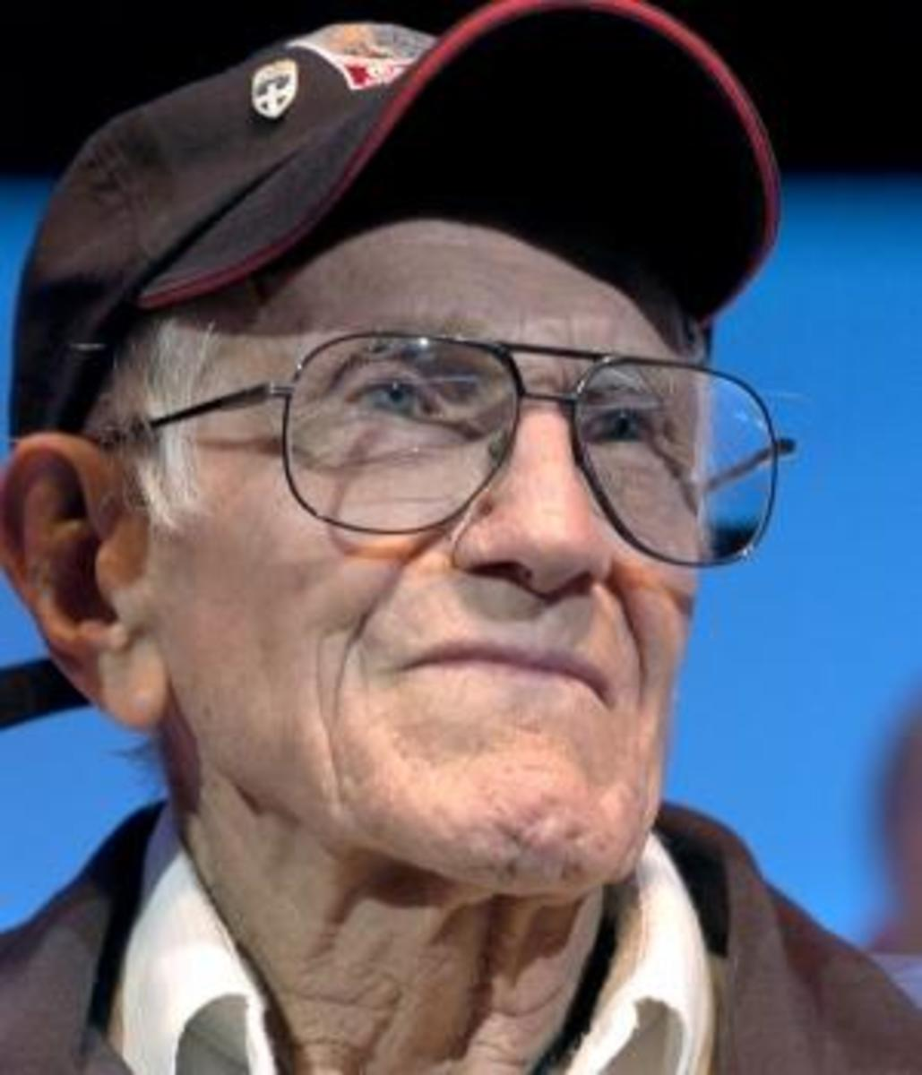 louis zamperini-late life