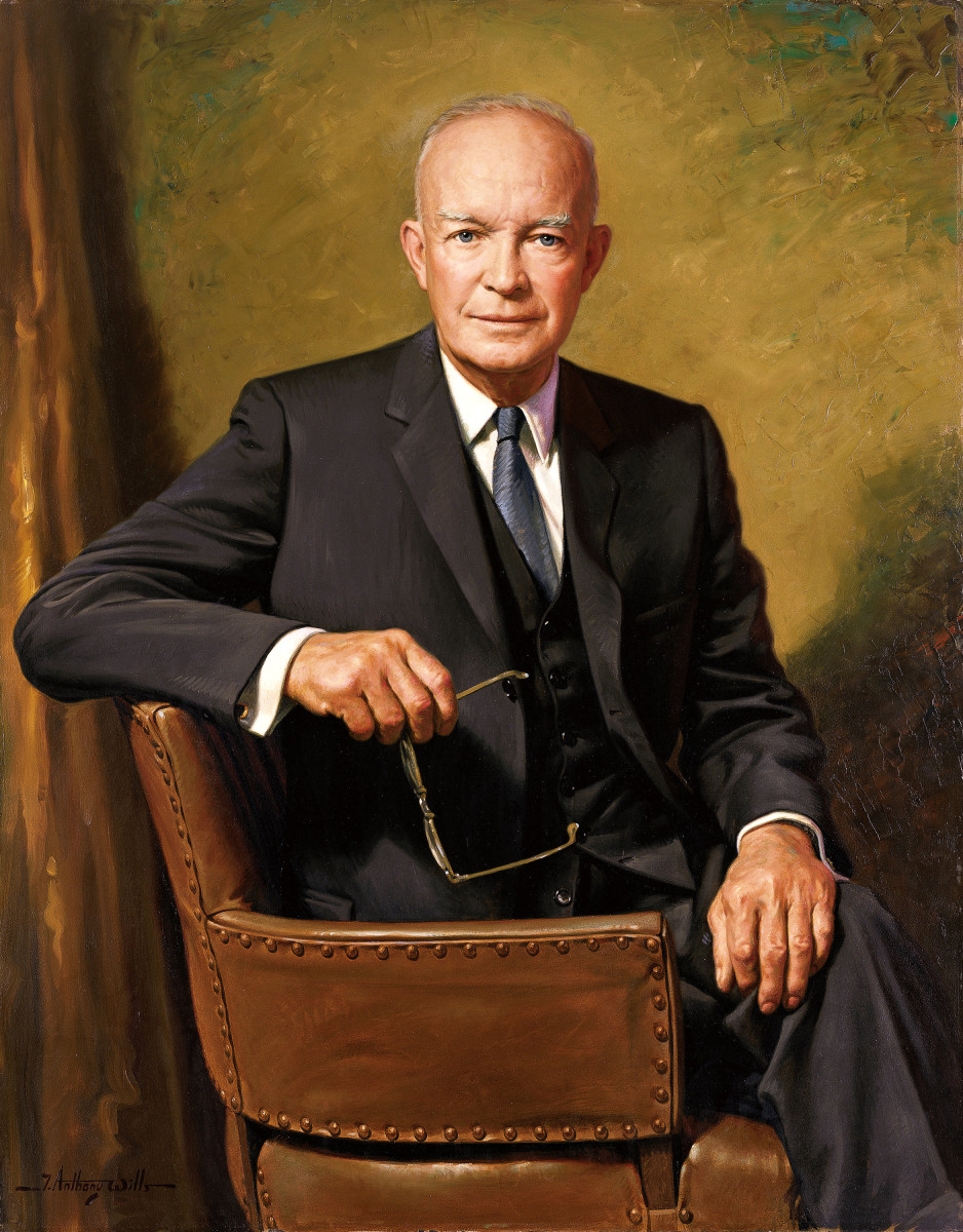 10 Things You May Not Know About Dwight D  Eisenhower - HISTORY