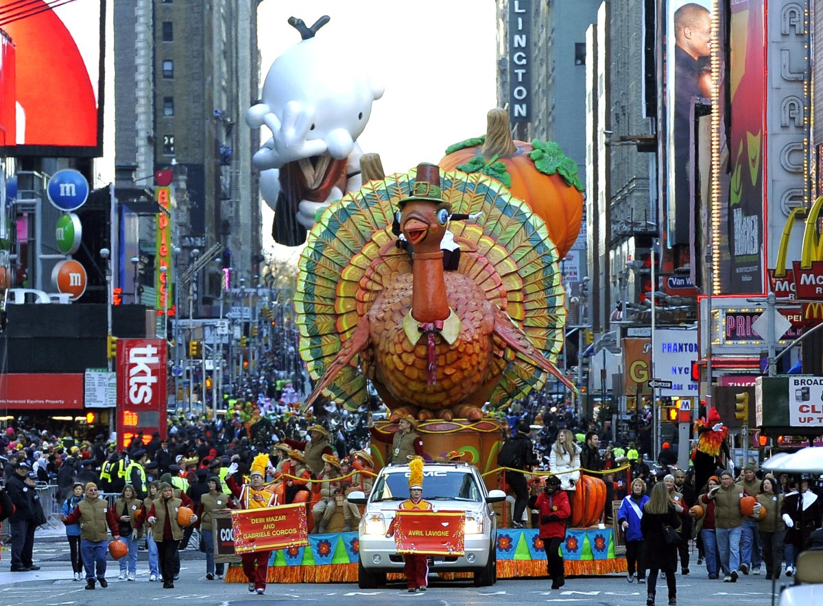 The First Macy's Thanksgiving Day Parade - HISTORY