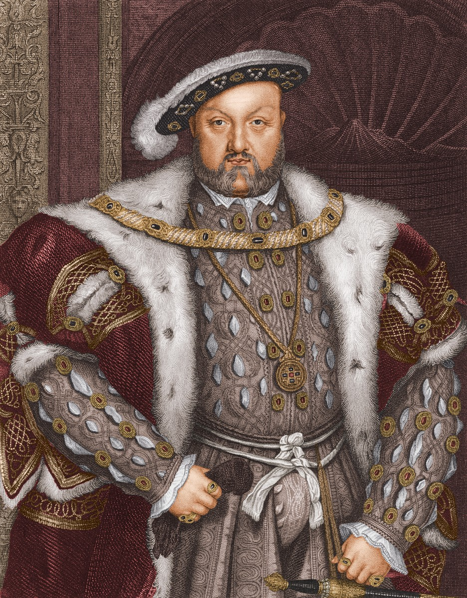 8 things you may not know about henry viii history