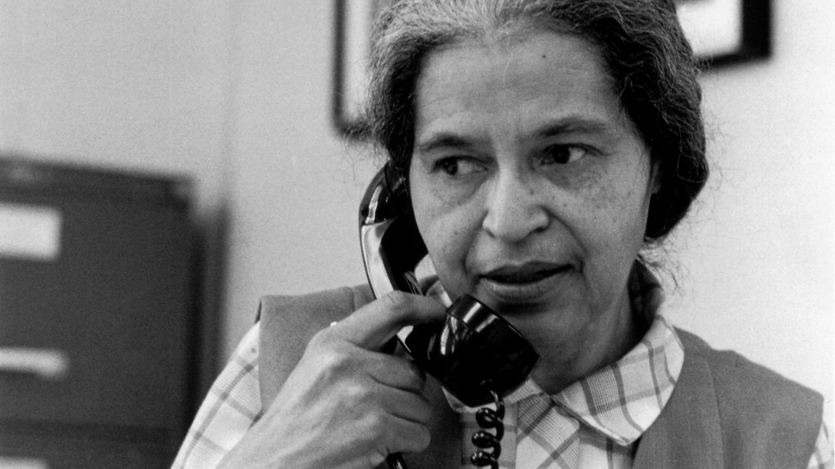 Before The Bus Rosa Parks Was A Sexual Assault Investigator History