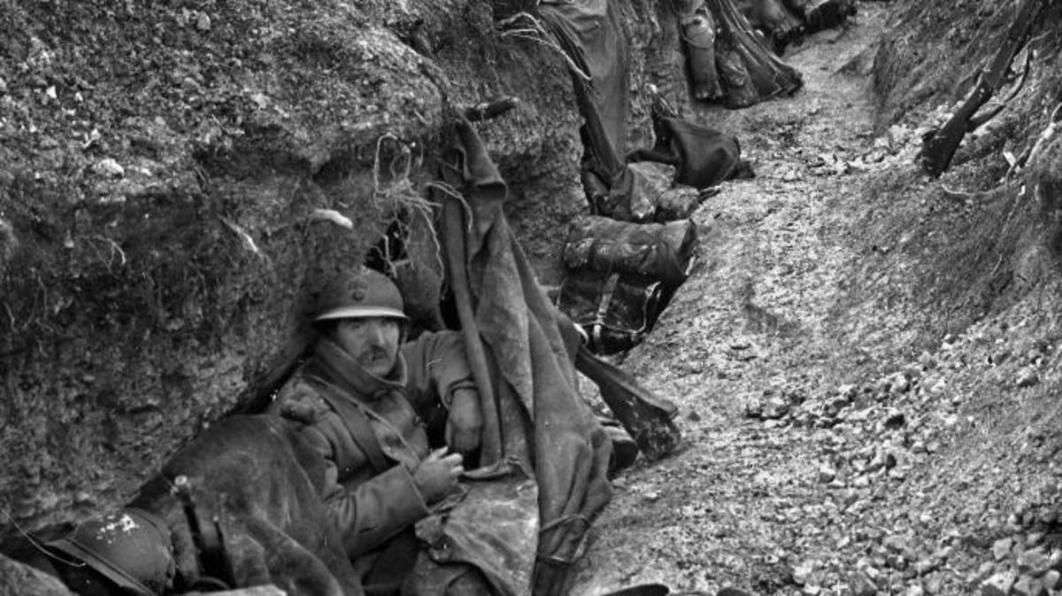 10 Things You May Not Know About the Battle of Verdun - HISTORY