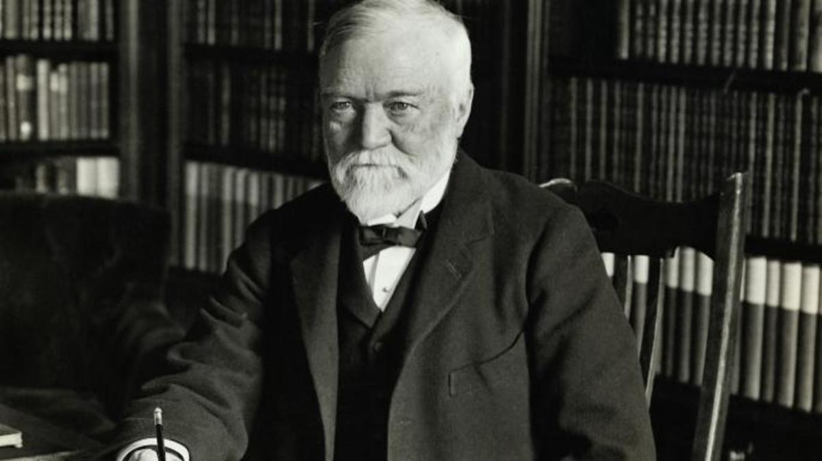 Image result for andrew carnegie