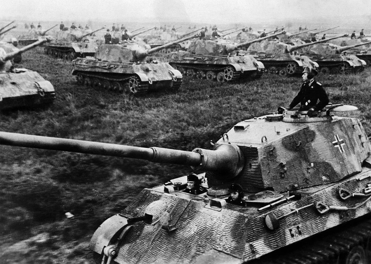 How Did the Nazis Really Lose World War II? - HISTORY