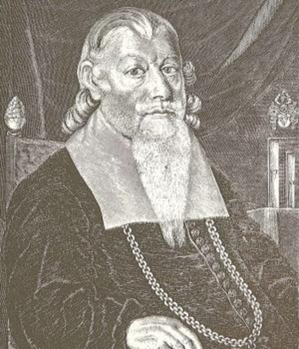 Bishop Peder Winstrup
