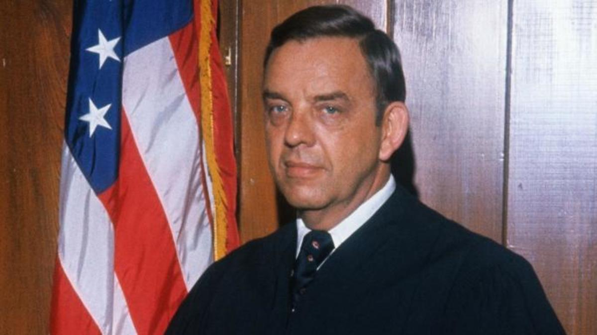 Judge G. Harrold Carswell,