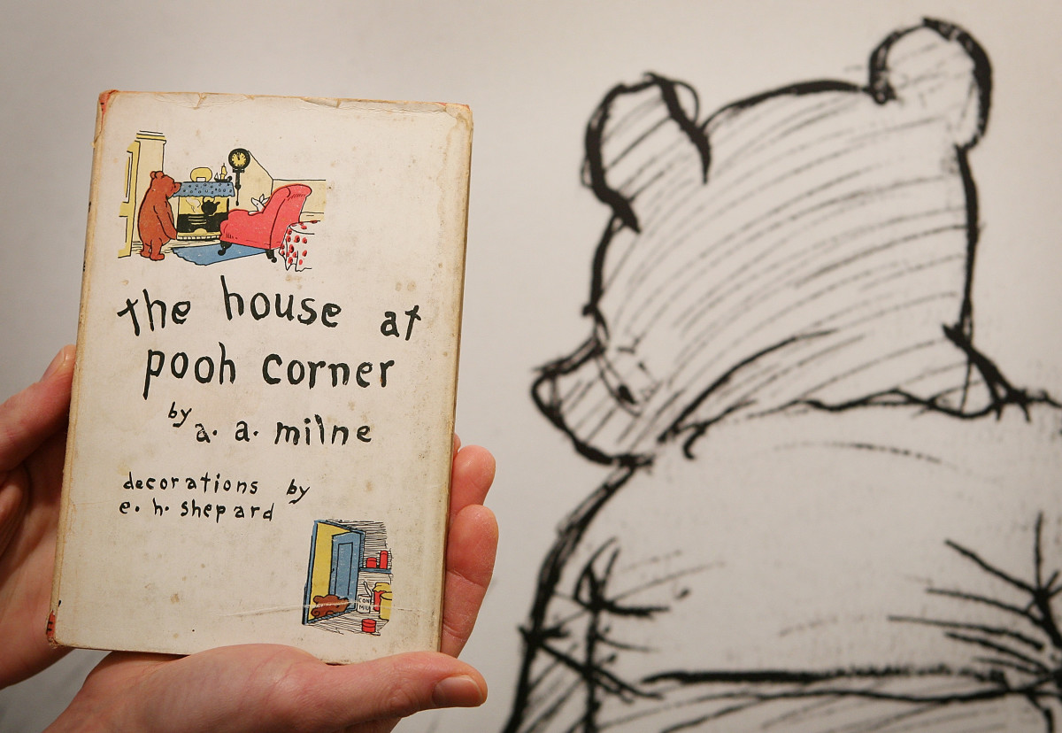 where is winnie the pooh from