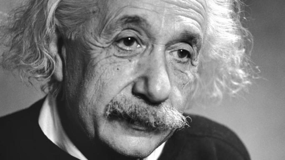 Albert Einstein (Credit: Fred Stein Archive)