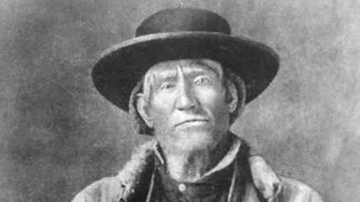 Jim Bridger. (Credit: Public Domain)