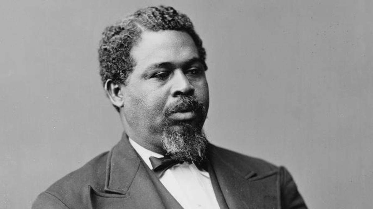 Robert Smalls. (Credit: Public Domain)