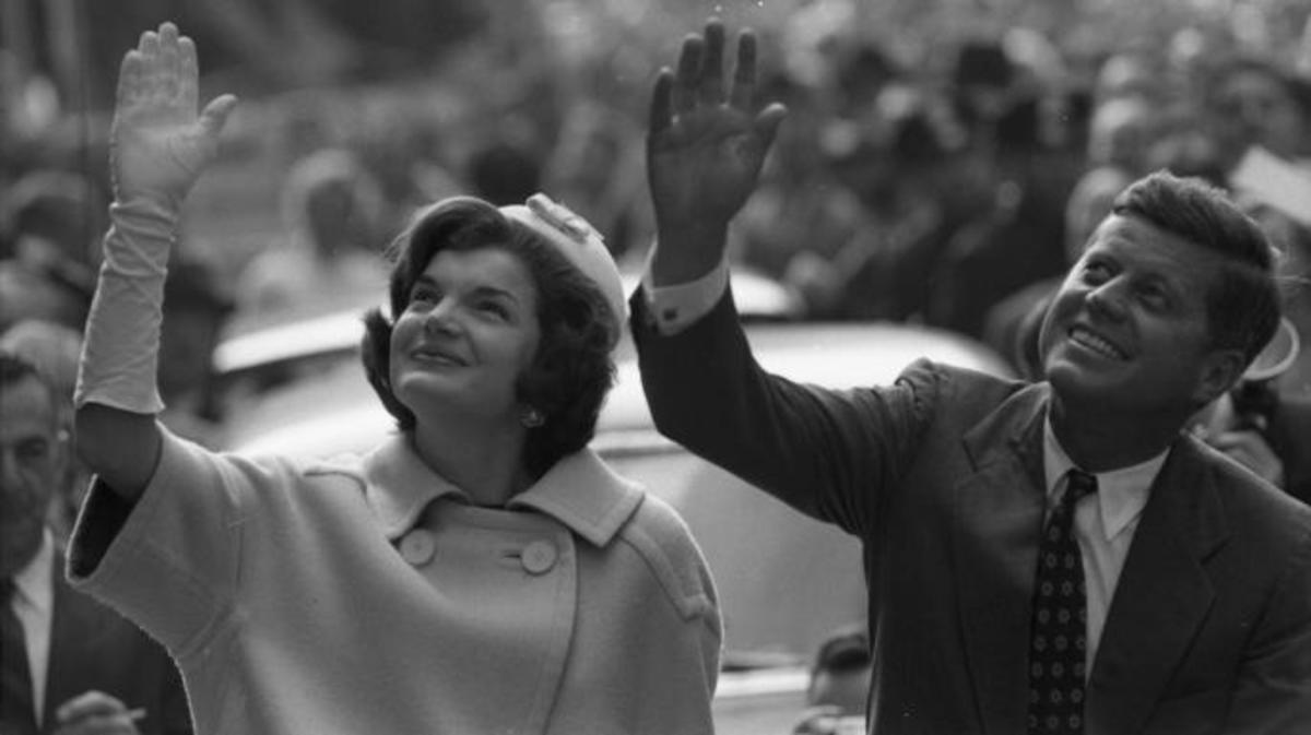 JFK files released after Oliver Stone film photo
