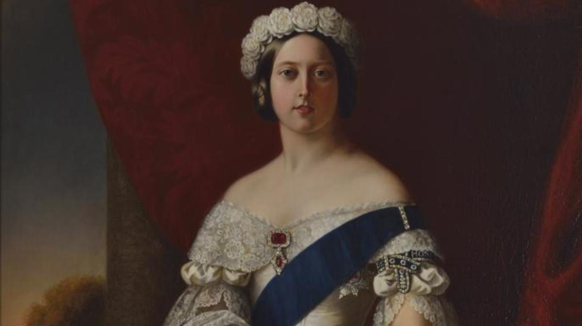 Queen Victoria of England. (Credit: Public Domain)