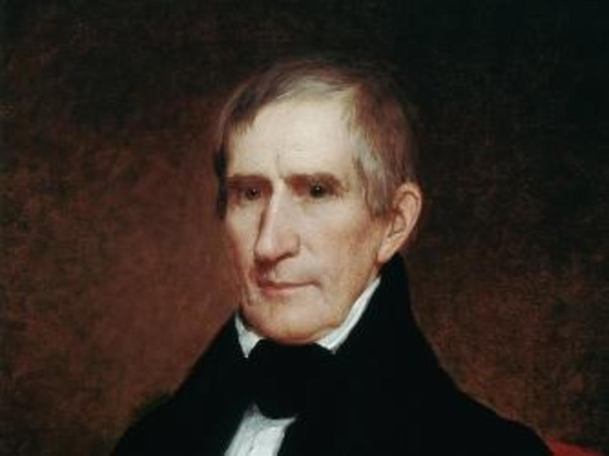 william henry harrison, president harrison, berkeley plantation, virginia, 1773
