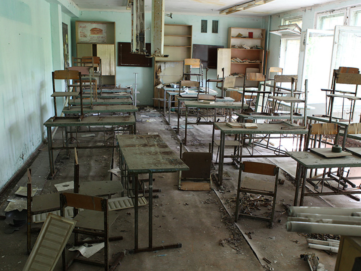 Kinder Garden: 8 Things You May Not Know About Chernobyl