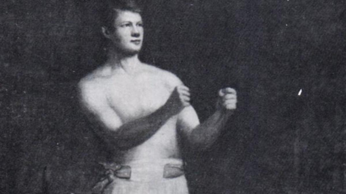 19th century bare-knuckle boxer Thomas Crib