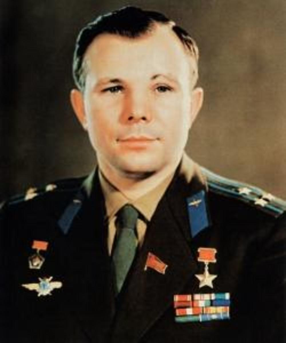 Another Yuri Gagarin