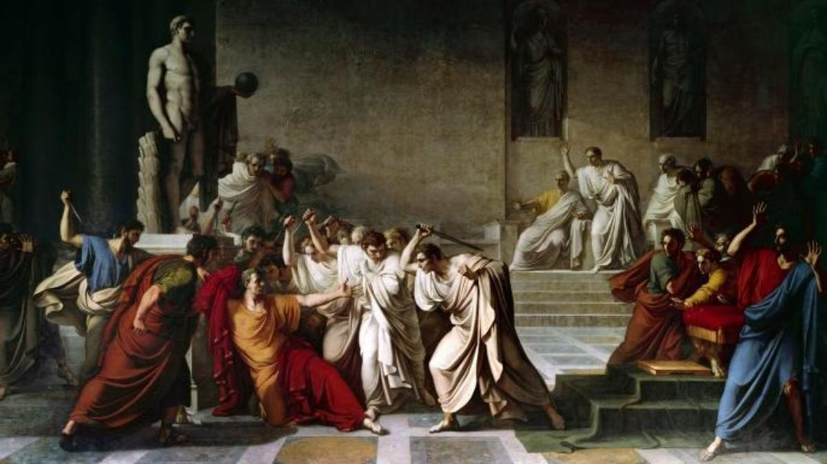 Ides of march bad luck