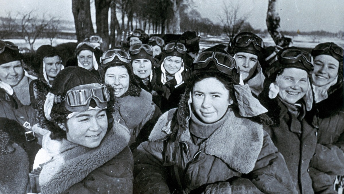 Meet the Night Witches, the Daring Female Pilots Who Bombed Nazis By