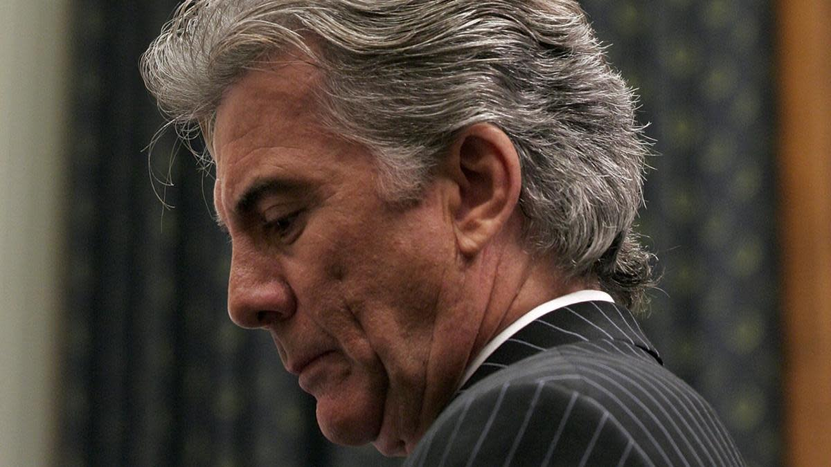 John Walsh of 'America's Most Wanted' television program was taunted with threatening letters that included Zodiac-like ciphers. (Credit: Chip Somodevilla/Getty Images)