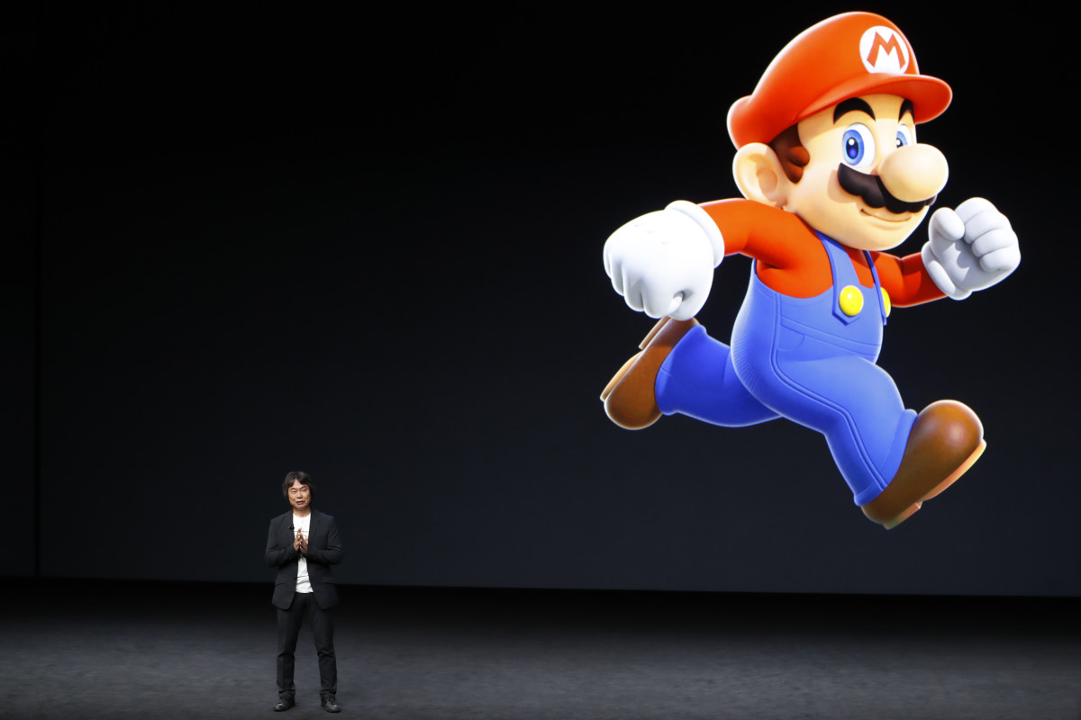 How Super Mario Helped Nintendo Conquer the Video Game ...