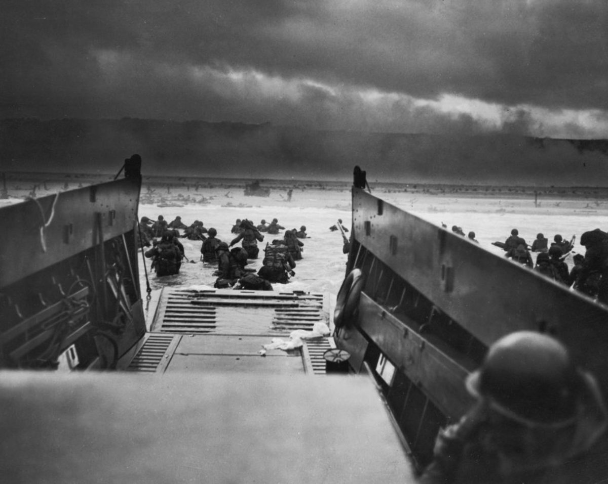 Iconic World War II Photos