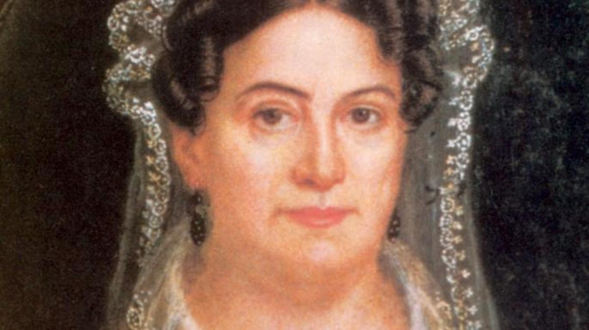 Rachel Robards, the wife of President Andrew Jackson. (Credit: Science History Images/Alamy Stock Photo)