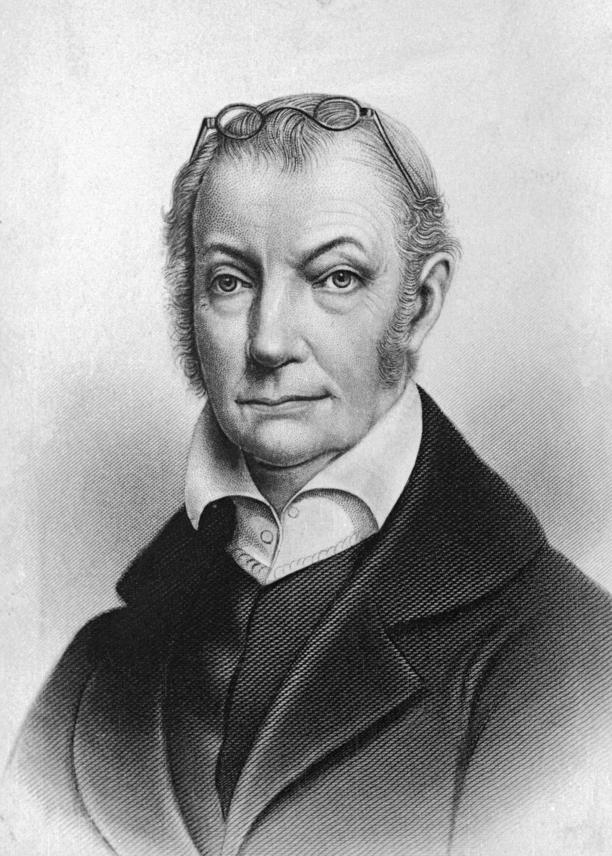 Aaron Burr. (Getty Images)
