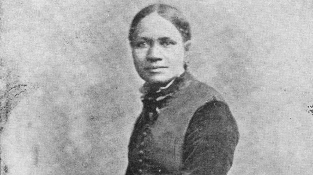 Frances Ellen Watkins Harper, 1898. (Credit: The Library of Congress)