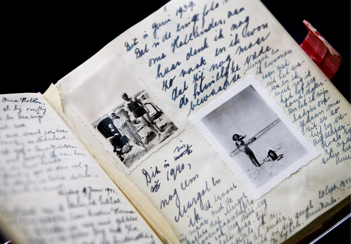 Who Betrayed Anne Frank? - HISTORY