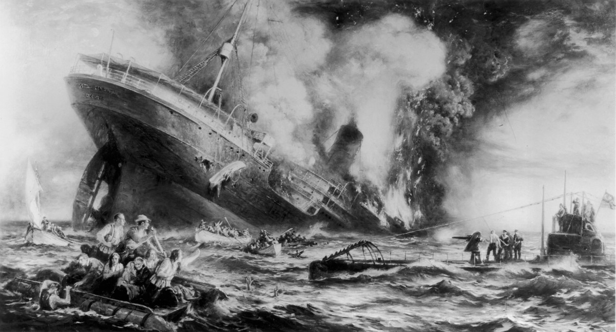the long history of the ill fated lusitania The carpathia landed at pier 54 with survivors from the titanic in 1912 and the lusitania left on its ill-fated voyage from this pier in 1915 the island park project neglects to pay attention to.