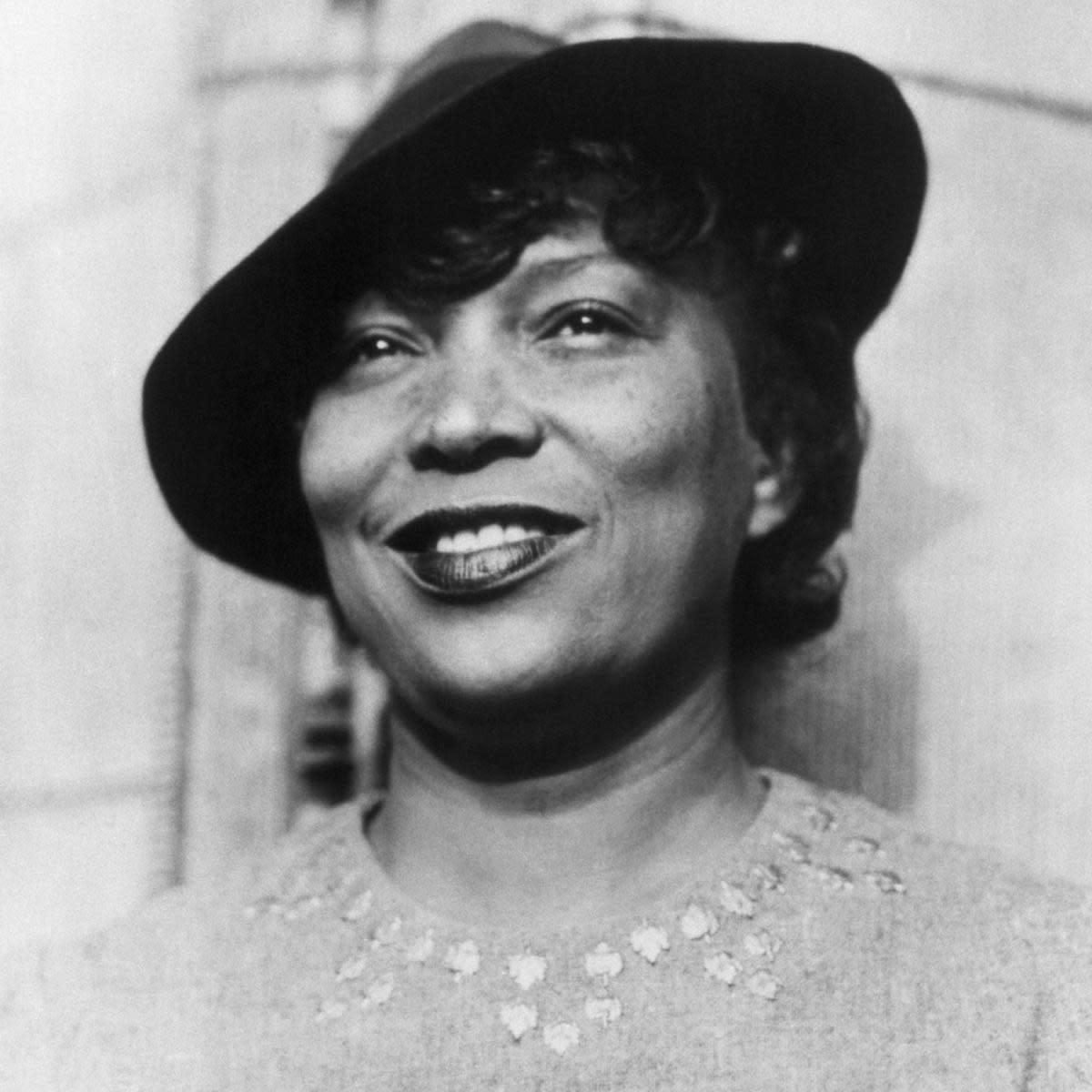 Author Zora Neale Hurston (1903-1960). (Credit: Corbis/Getty Images)