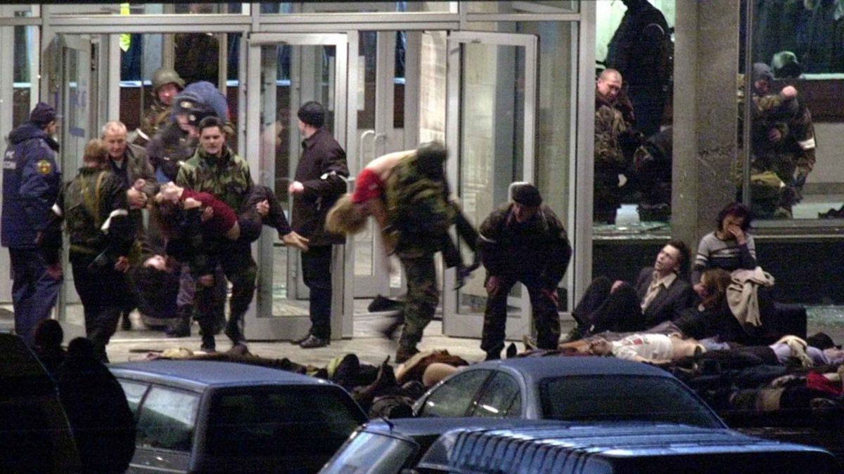 Moscow Theater Hostage Crisis
