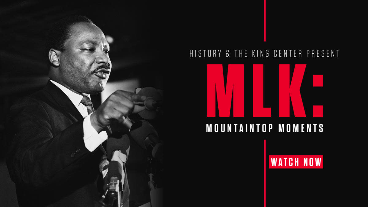 MLK Mountaintop Moments